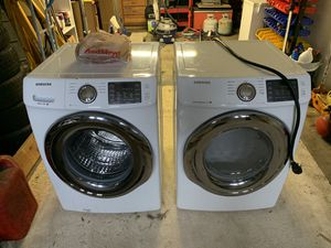 Samsung washer/dryer for Sale in Tacoma, WA