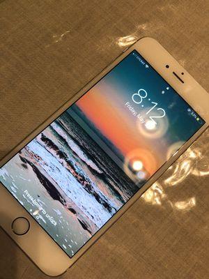 Iphone 6 plus (Unlocked) for Sale in Escondido, CA