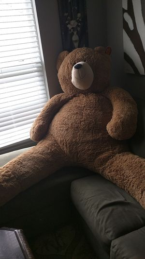Giant 6-foot Vermont teddy bear for Sale in Williamsburg, VA