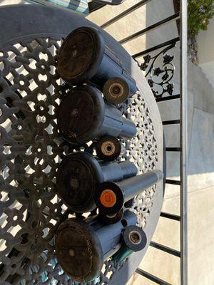 Rain bird pop up sprinklers for Sale in Whittier, CA