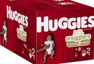 Huggies size 2 for Sale in Las Vegas, NV