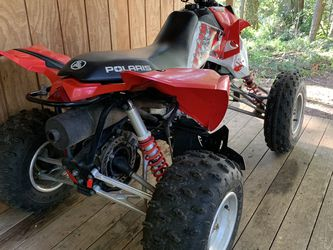 2008 Polaris Outlaw IRS for Sale in Mulino,  OR