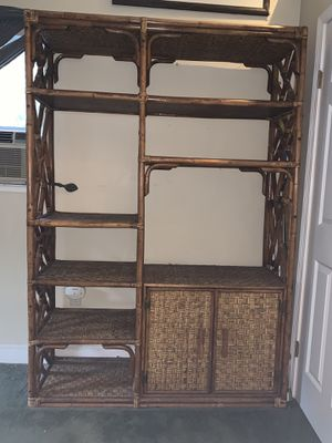 Bamboo shelves FREE!! for Sale in San Jose, CA