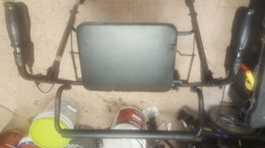 rolling chair with hand breaks double wide for Sale in Hartford, CT