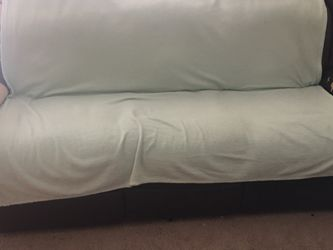 Sofa With Recliner for Sale in Cleveland,  OH