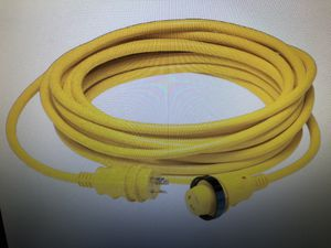 25ft shore power cord for Sale in Erie, PA