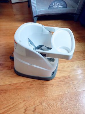 Feeding chair and booster seat for Sale in Brooklyn, NY