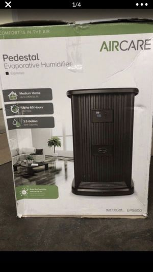 AirCare EP9800 evaporation pedestal humidifier for Sale in Tacoma, WA