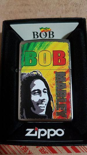 Zippo Bob Marley satin chrome 29126 for Sale in Los Angeles, CA