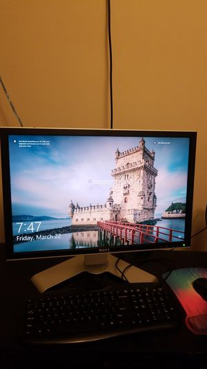 DELL TOWER/MONITOR/KYBD/MOUSE for Sale in Franklin, KY