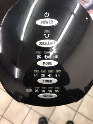 "Cascade Tower Fan 40"" with 4 Speed 3 Wind modes for Sale in Lynnwood, WA"