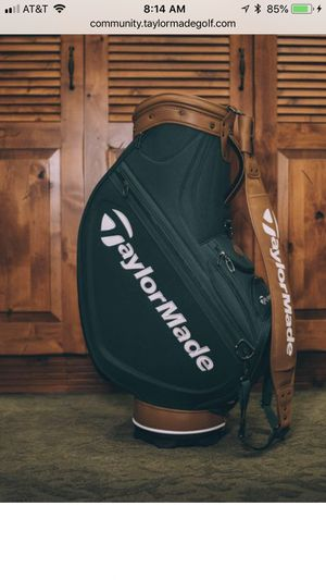 Taylor made staff Masters bag for Sale in Ashburn, VA