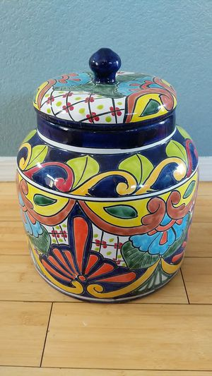 Mexican Painted Pot for Sale in Goodyear, AZ
