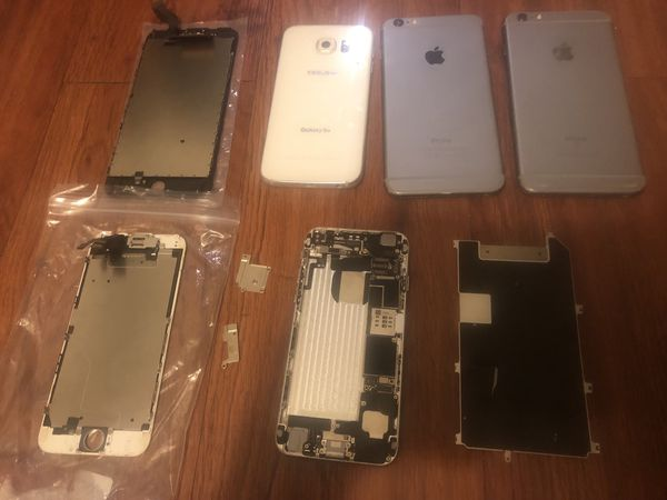IPhone 6s Plus and others for parts!