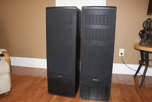 """ONKYO Speakers SK-60 12"""" 4 Way Bass Reflex Speaker Sytem for Sale in Weymouth, MA"""