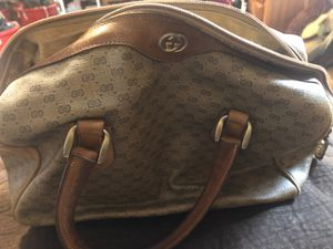 Gucci speedy old school bag for Sale in Los Angeles, CA