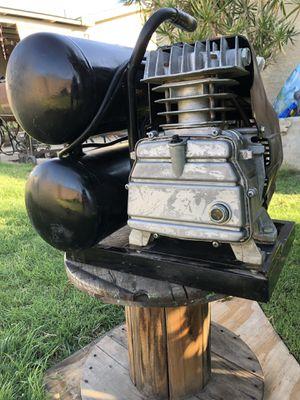 Alltrade TWIN STACK AIR COMPRESSOR 5 Gallon / 3 Peak HP for Sale in Cerritos, CA