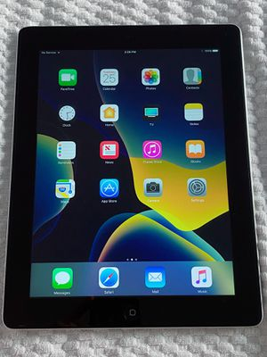 IPad 4 ( Wifi + Cellular LTE ) for Sale in San Diego, CA