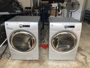 general electric washer and dryer for Sale in Miami, FL