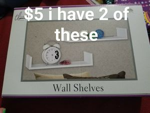 Wall shelves for Sale in Marengo, OH