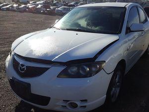 2005 Mazda 3 @ U-Pull Auto Parts 048147 for Sale in Las Vegas, NV