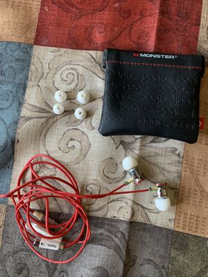 Beats earbuds for Sale in Bergheim, TX