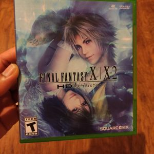 Final Fantasy X-2 HD Remaster for Sale in Marksville, LA