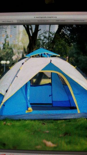New 3 person tent for Sale in Silver Spring, MD