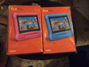 Amazon fire 7 kids edition tablet for Sale in Hurst, TX