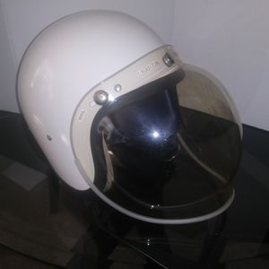 Vintage Kangol Motorcycle Helmet w/Bubble Shield for Sale in Clackamas, OR