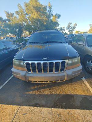 99 Jeep Grand Cherokee V8 4.7L AWD for Sale in Mesa, AZ