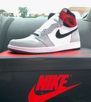 """Air Jordan 1 """"Smoke Grey"""" size 9 & 12 for Sale in New York, NY"""