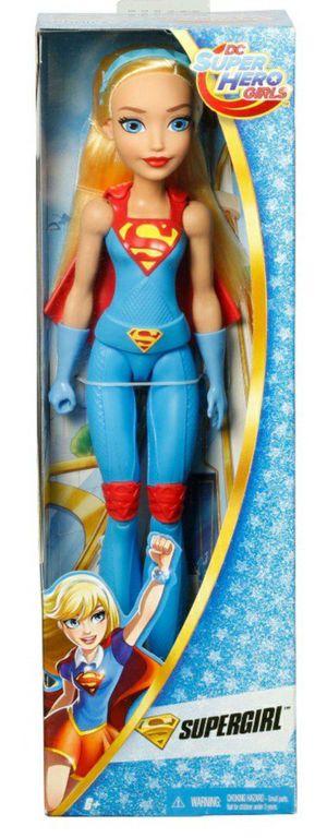 "NEW DC SUPER HERO GIRLS 12"" SUPERGIRL DOLL for Sale in Riverside, CA"