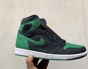 "Air Jordan 1 ""pine green"" for Sale in Odessa, TX"
