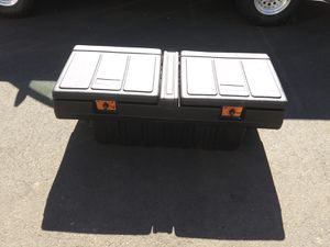 Work tool box for small pickups for Sale in Lake Stevens, WA