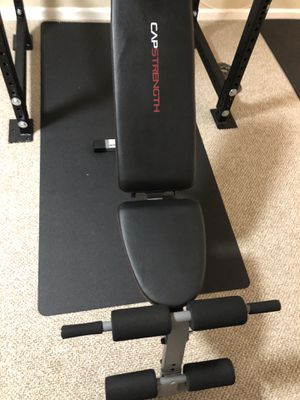 CAP Strength Adjustable FID Workout Bench for Sale in Chantilly, VA