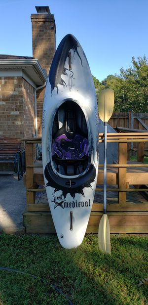 Medieval Dagger whitewater surfing kayake for Sale in Virginia Beach, VA