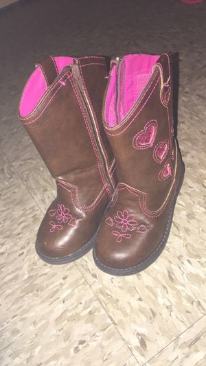 Little girl boots for Sale in Corpus Christi, TX