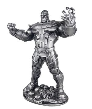 Thanos PVC Unpainted 13inch Statue for Sale in Stafford, TX
