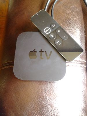 Apple tv 4th gen with hdmi LOWEST BUNDLE PRICE for Sale in Southfield, MI