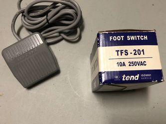 Foot Switch, Switch de Pie for Sale in Orlando,  FL