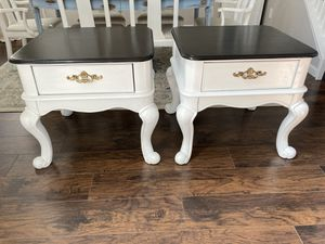 End table/nightstands for Sale in Arlington, TX