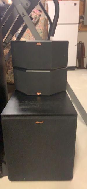 Klipsch surround sound for Sale in Painesville, OH