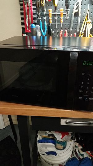 Amazom Alexa enabled microwave for Sale in Sunrise, FL