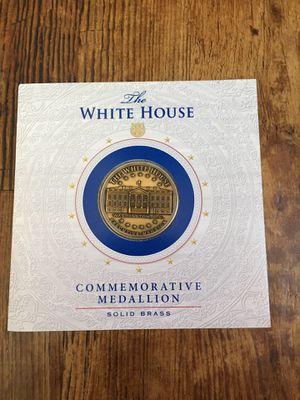 2 White House medallions for Sale in Northglenn, CO