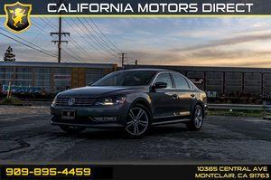 2015 Volkswagen Passat for Sale in Montclair, CA