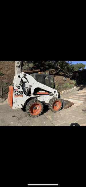 Bobcat s250 for Sale in Hawthorne, CA