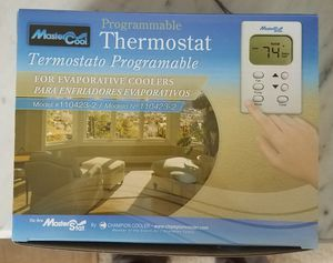 Mastercool Evaporative Swamp Cooler Thermostat for Sale in Arvada, CO