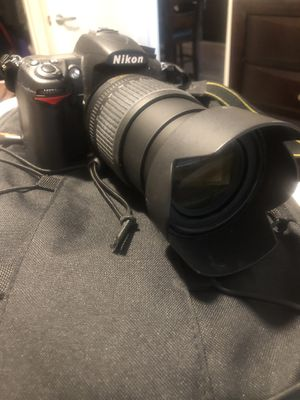 Nikon D7000 all accessories excellent condition for Sale in Altamonte Springs, FL