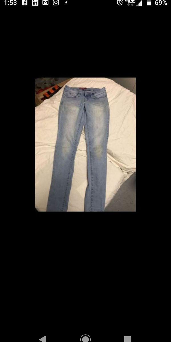 YMI girls jeans sz 7